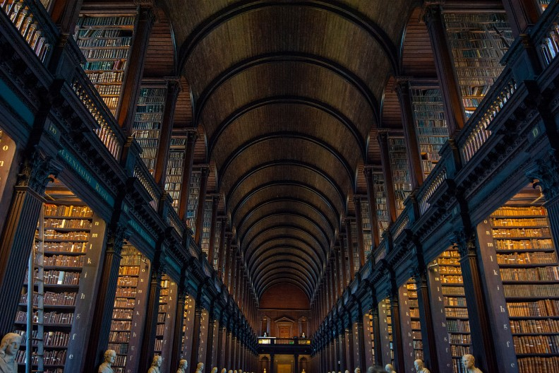 The Trinity College Library